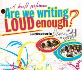 Diary 21: ARE WE WRITING LOUD ENOUGH?