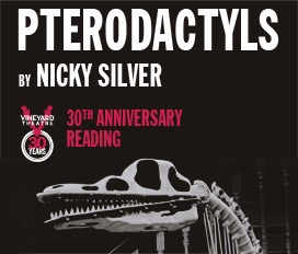30th Anniversary Reading: PTERODACTYLS