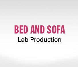 Bed and Sofa Lab Production