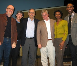 Vineyard Voices: THE SCOTTSBORO BOYS: From Inception to Broadway